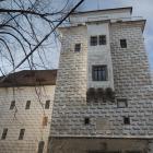Zámek v Rožmitálu byl sídlem slavného diplomata Jaroslava Lva z Rožmitálu
