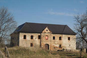 Hrad Kopec u Prostiboře patřil kladrubskému klášteru