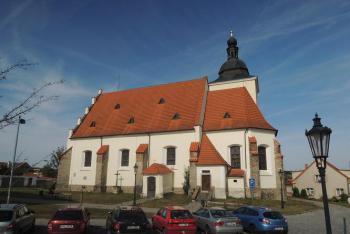 Kostel sv. Jiljí ve Vlašimi byl původně zasvěcen Panně Marii Vítězné