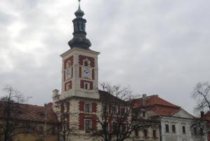 Radnice ve Slaném je darem císaře Karla IV.
