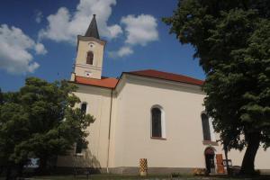 Kostel sv. Mikuláše v Krásné Hoře nahradil původní gotický kostel