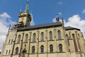 Věž kostela sv. Jakuba v Poličce byla domovem Bohuslava Martinů