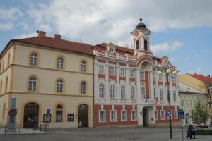 Radnice v Čáslavi skrývá část lebky husitského vojevůdce Jana Žižky z Trocnova a Kalichu