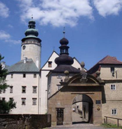 Zámek Lemberk je perla raně barokní architektury