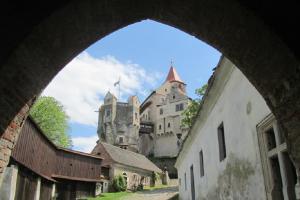 Hrad Pernštejn uzavřen od 1. do 6. srpna 2018