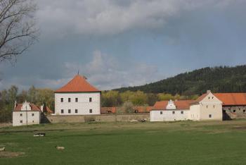 Tvrz v Křepenicích postavil Jakub Krčín z Jelčan