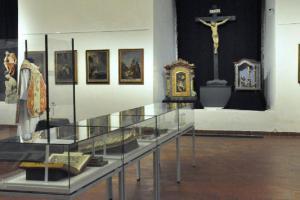 Oblastní muzeum v Chomutově zve na výstavu KŘÍŽOVÁ CESTA-CYKLY BAROKNÍCH OBRAZŮ