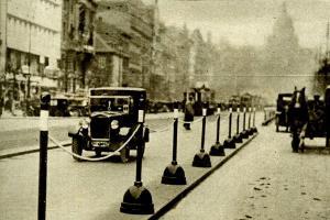 Václavské náměstí v roce 1928