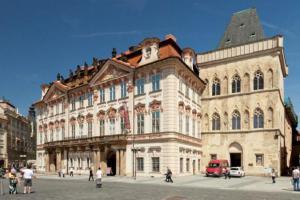 Francouzský impresionismus v paláci Kinských