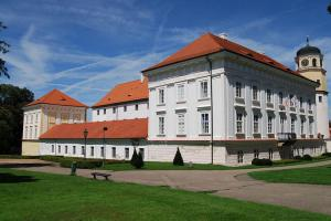 Původní hrad ve Vlašimi byl založen už kolem roku 1300