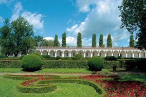 Zahájení prodeje květin a rostlin v Květné zahradě v Kroměříži