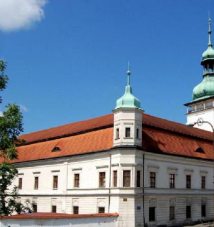 Na zámku Vsetín začala výstava Dušana Cendelína