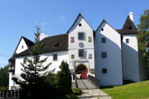Noční komentované prohlídky hradu Seeberg s kastelánkou