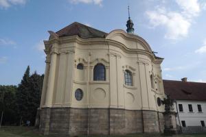 Smiřická kaple je poklad barokní architektury