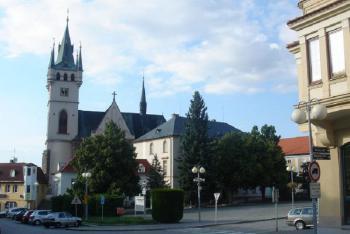 Kostel sv. Mikuláše v Humpolci spravoval řád německých rytířů