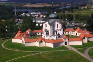 Ve Žďáře nad Sázavou vyvrcholily Santiniho barokní slavnosti
