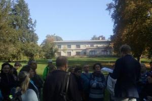 Procházka Masarykovou čtvrtí se zaměřením na Wiesnerovy vily