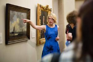 Navštivte Národní galerii v Praze i 17. listopadu