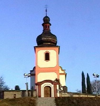 Kostel sv.Klimenta stojí na starověkém hradišti