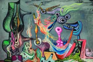 """Poslední dny výstavy """"Tenkrát v Evropě - Čeští umělci v totalitních režimech 1938-1953"""""""