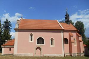 Kostel sv.Martina v Dražicích založil biskup Jan IV. z Dražic