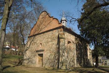 Kostelík Panny Marie patří k nejstarším stavbám ve Stříbře