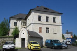 Johanitskou komendu v Českém Dubu založil Havel z Lemberka