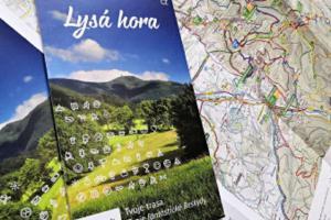 Turisté mají k dispozici novou mapu Lysé hory