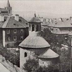Rotunda svatého Longina (konec 19.století ?)
